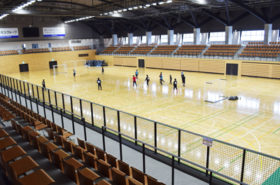札幌市中央体育館、27日オープン