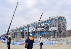 白老民族共生象徴空間「ウポポイ」 7施設が今冬完成へ
