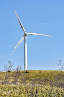 水道事業風力発電所の再整備に向け調査着手 稚内市