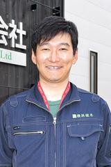 未来を担うワカモノの思い 横浜植木北海道支店 斉鑫さん