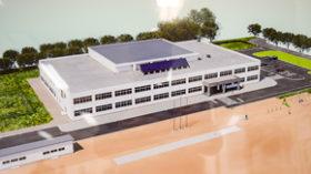 釧路市が阿寒湖義務教育学校新築へ 7月の着工目指す