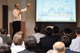 工法普及の課題探る 日本CFS建築協会が専門家講演会