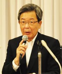 道経連会長に北電社長の真弓氏が就任