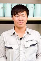 未来を担うワカモノの思い 北海道ティーシー生コン 米田弘樹さん