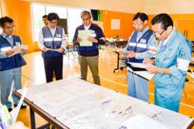 道北地域で豪雨災害想定し防災訓練