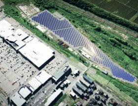 JR北海道 岩見沢で太陽光発電 来春配電開始