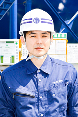 未来を担うワカモノの思い ハラダ工業 笹田雅大さん