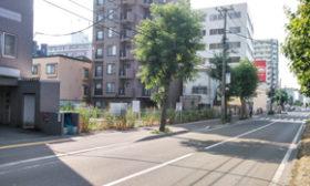 アルファー 札幌・菊水2条2丁目にホテル