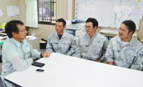 タイから技能実習生 北広島の北駿建設が受け入れ