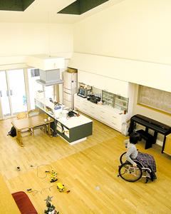 家と地域をつなげたい アウラ建築設計事務所