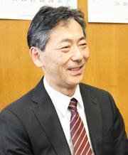 道建設部長の小林敏克氏にインタビュー/震災復旧に全力