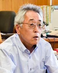 地震災復旧に全力 中田克哉道水産林務部長インタビュー