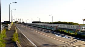 総事業費に20億円見込む 232号小平町の高砂橋架け換え