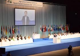 「世界津波の日」高校生サミット 札幌市で開催