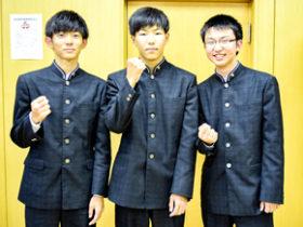 ものづくり甲子園で優勝目指す 帯広工の3人が測量部門で