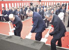 札幌・南2西3南西地区再開発 23年4月開業へ工事着手