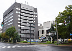 JR北海道 本社隣接地に1.2万m²の業務用ビル新築