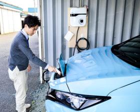 防災と地球温暖化対策推進へ 留萌市が日産EVを導入