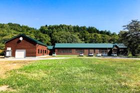 大岸小鉱山分校改修し農業研修施設やカフェに 豊浦町