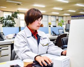 釧根で輝く女性たち(5) 上田組 境美咲さん
