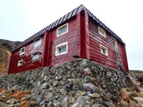 大雪山国立公園内の白雲岳避難小屋を20年度に建て替えへ