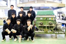 釧路工高土木科チームが本選出場 コンクリート甲子園