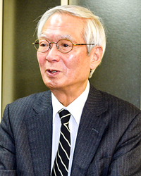函館駅前東地区再開発準備組合の西野鷹志理事長に聞く🔒