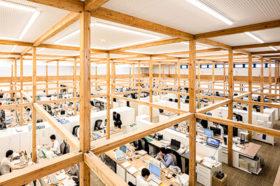当麻町役場が北海道赤レンガ建築賞を受賞
