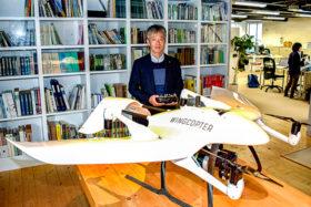 垂直離着陸型UAVと3次元スキャナーで測量事業強化