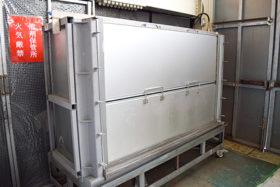 防水扉が本州で採用伸ばす ワコー北成メタル
