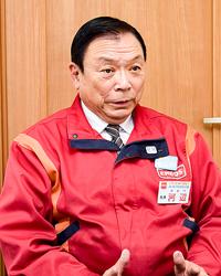 深掘り 札幌地方石油業協同組合 河辺善一理事長