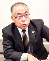 深掘り 北海道パン・米飯協同組合 伊原潤司理事長