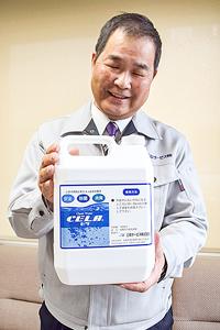 空間除菌に自信 ビルメンの三和サービス