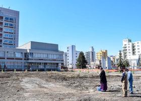 無事完成を祈る 旭川市新庁舎建設で祈願祭