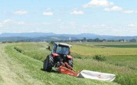 開発局が堤防除草にICT導入/石狩川下流で今夏試験