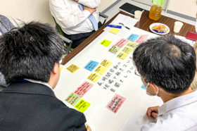 働き方改革に向かって 札幌市内3社の挑戦(中)