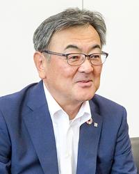 都市整備の動向注目 鹿島執行役員北海道支店長 山本徹氏