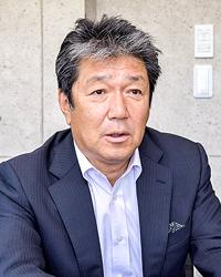 深掘り 札幌生コンクリート協同組合 成田真一理事長