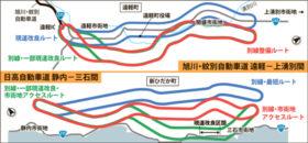 日高自動車道静内―三石間 最短ルートで最大1140億円