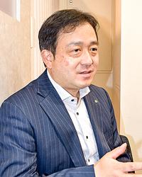 深掘り 北海道銀行NISEKO出張所 葛西英剛所長