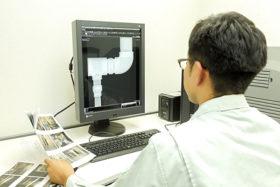 配管内部の腐食を数値化 札幌施設管理が診断技術を提案