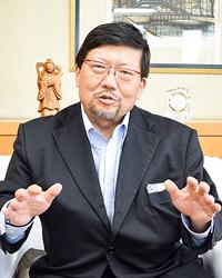 深掘り サンエス電気通信 宮田昌利社長