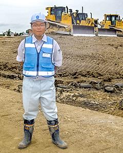 震災の記憶、語り継ぐ 胆振東部地震から2年