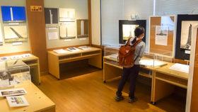 彫刻家・本郷新テーマ展「石狩浜の百年記念塔」が開催中
