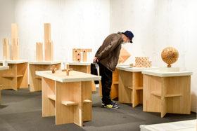 竹中大工道具館の開館35周年記念巡回展が札幌で始まる