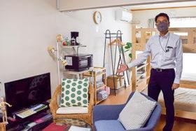 美幌町内の所有マンション活用し民泊運営 宮田建設