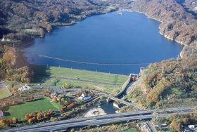 幌別ダムの放流設備を耐震補強 道企業局