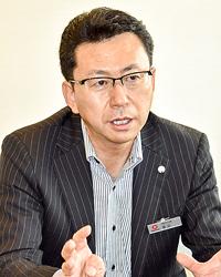 深掘り 大和ハウス工業北海道支社長 渡辺靖彦氏