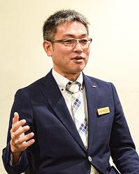 深掘り ティーケーピー札幌支店長 盛本毅司氏
