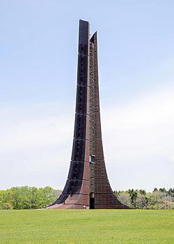 百年記念塔解体の実施設計 10月内にも公告